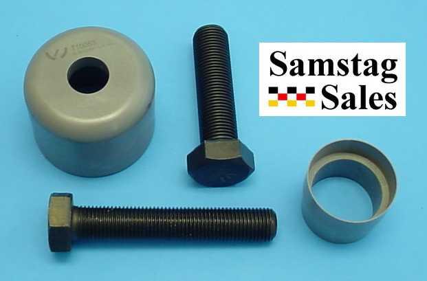 Volkswagen T10053 Assembly Tool for                         Installing Crankshaft Oil Seal