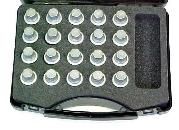 Volkswagen T10313 Special Master Wheel Bolt                         Kit