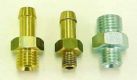 Volkswagen VAG1318-1012 Three Adaptors for                       K-Jetronic Tester VAG1318