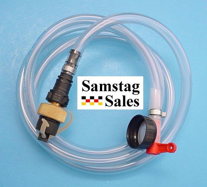 Volkswagen VAS6262 Adapter for Filling DSG                         Gearbox