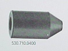 MotoMeter 530 710 0400 Rubber Cone 63 degrees, 21mm