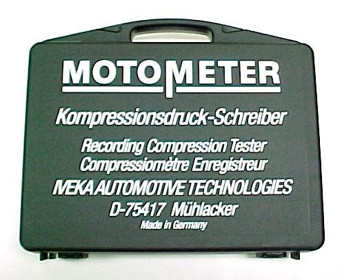Motometer Germany Engine Compression Tester